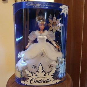 Disney Holiday Princess Cinderella